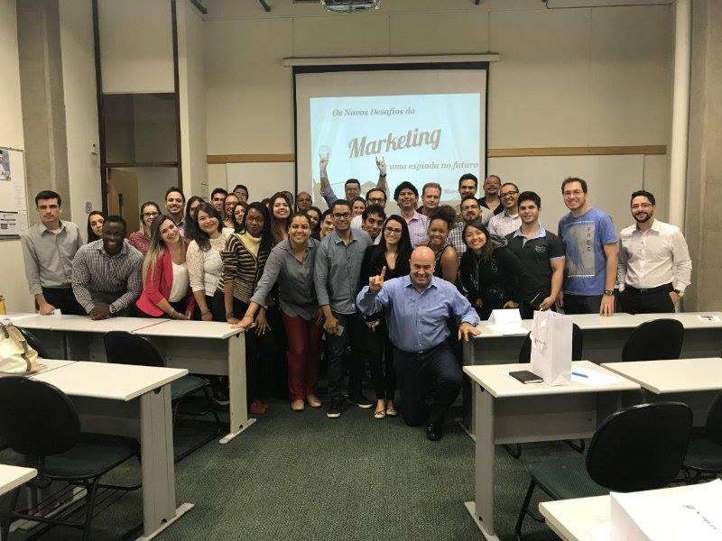 1º Encontro De Marketing