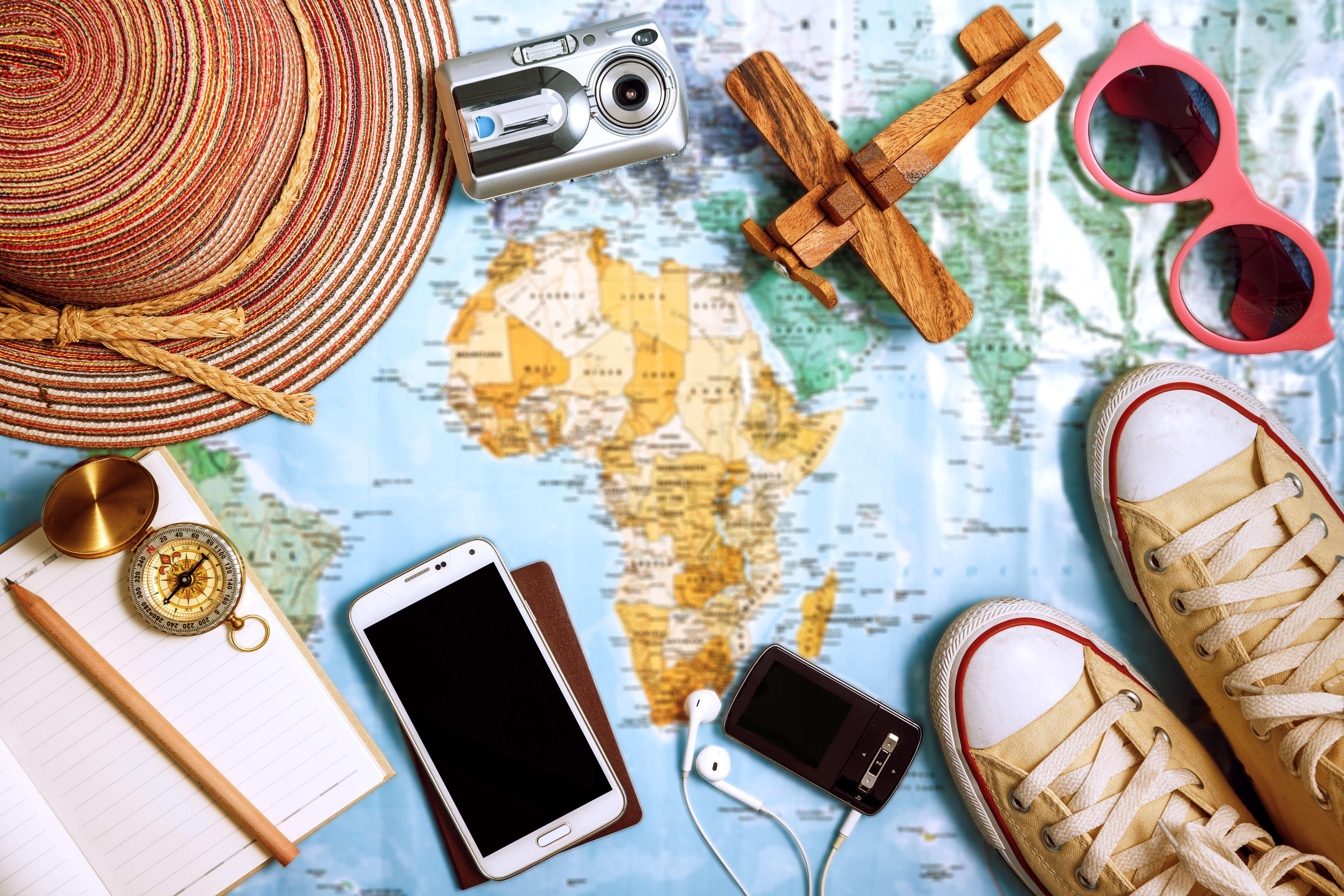 Por Que Viajar Pode Torná-lo Um Profissional Melhor