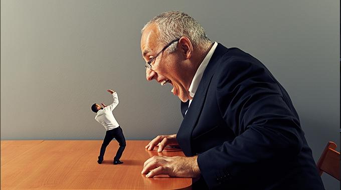 10 Maneiras De Lidar Com Um Chefe Temperamental