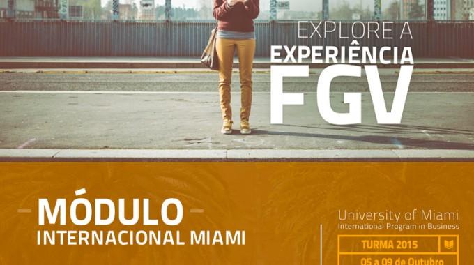 IBE Conveniada FGV Participa De Feira Internacional