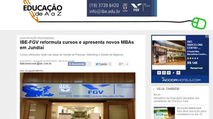 Site Rac Mba Jundiaí