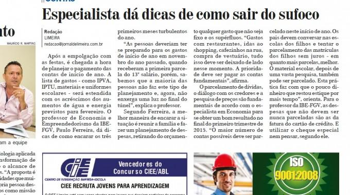 Jornal Limeira Dicas Sufoco