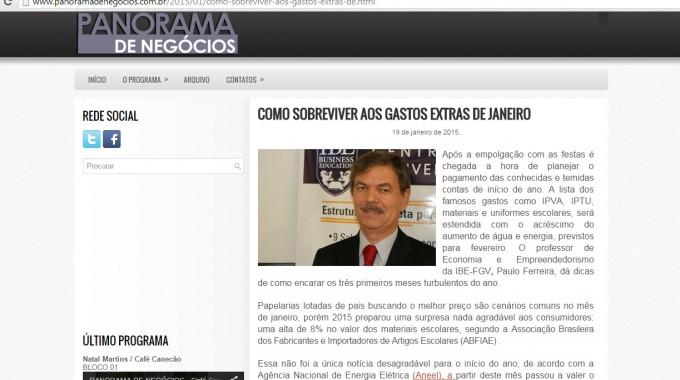 COMO SOBREVIVER AOS GASTOS EXTRAS DE JANEIRO