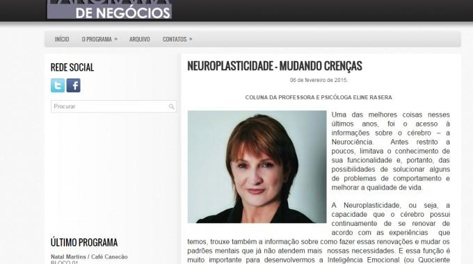 Site PanoramaNegocios Eline Rasera
