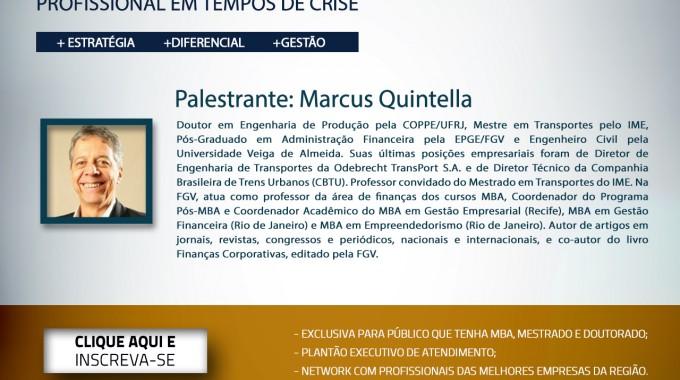 IBE Conveniada FGV Campinas Oferece Palestra Sobre Estratégia Em Tempo De Crise