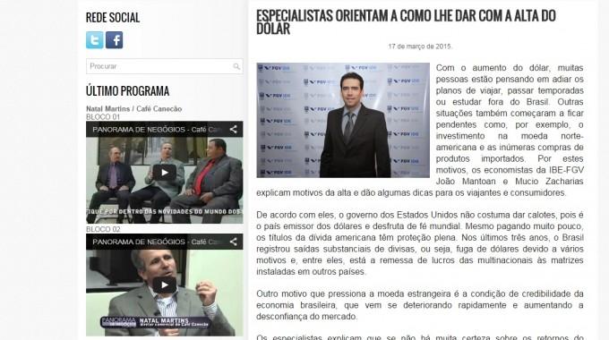 ESPECIALISTAS ORIENTAM A COMO LIDAR COM A ALTA DO DÓLAR