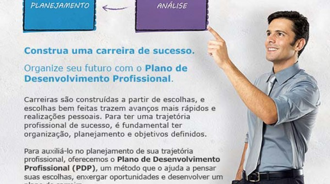 Plano De Desenvolvimento Profissional Para Alunos Da Pós-graduação