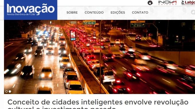 Cidades Inteligentes – Revista Eletrônica Inovação