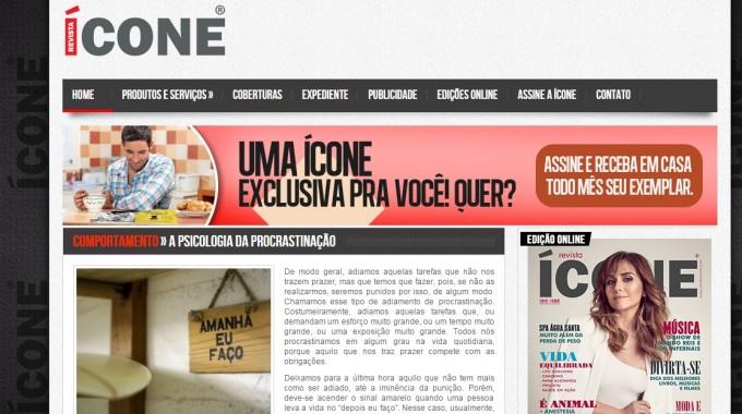 Revista Ícone Artigo D Prof