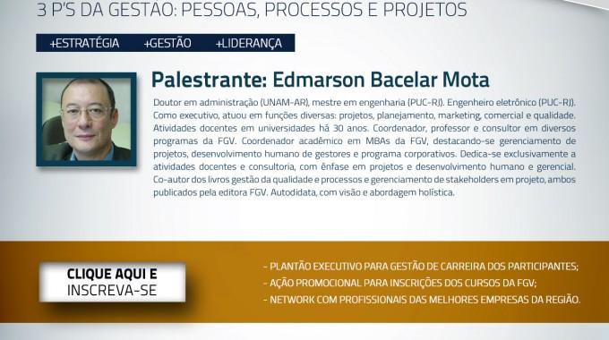 IBE Conveniada FGV Promove Palestra Gratuita Em Campinas