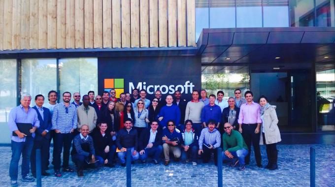 MBA Exec Global 3 Na Micorosoft