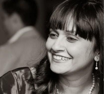 Patricia Pousa Professora