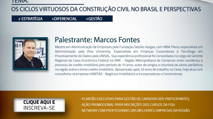 Palestra CPS Marcos Fontes
