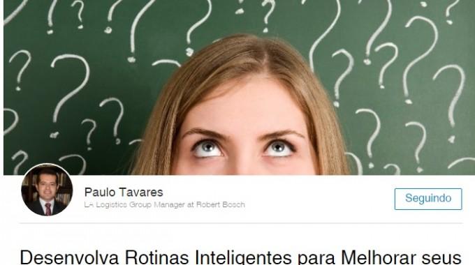 Melhorar Resultados E Desempenho Paulo Tavares