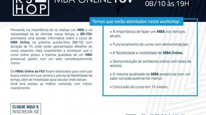 Workshop Mba Online Corrigido