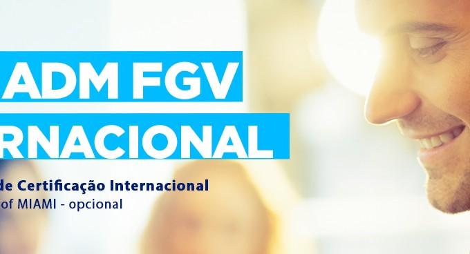 Matrículas Até 23 De Dezembro Terão Condições Especiais De Preço Na IBE Conveniada FGV
