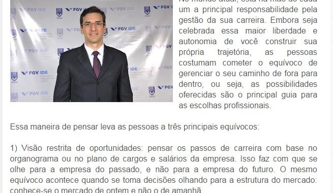 Panorama Negócios Alexandre Romeiro