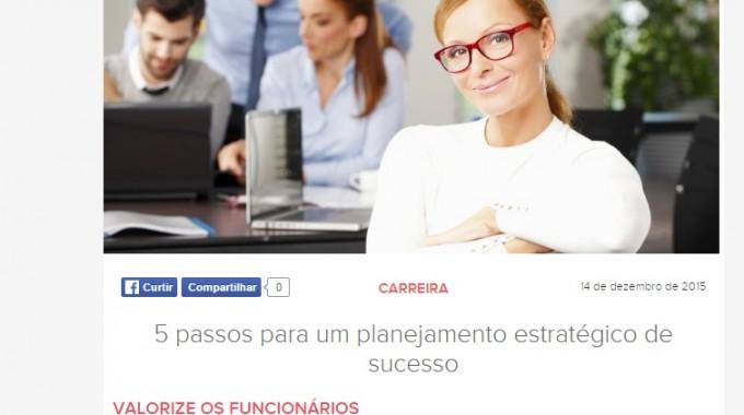 Uol Ida Fernandes Planejamento Estratégico