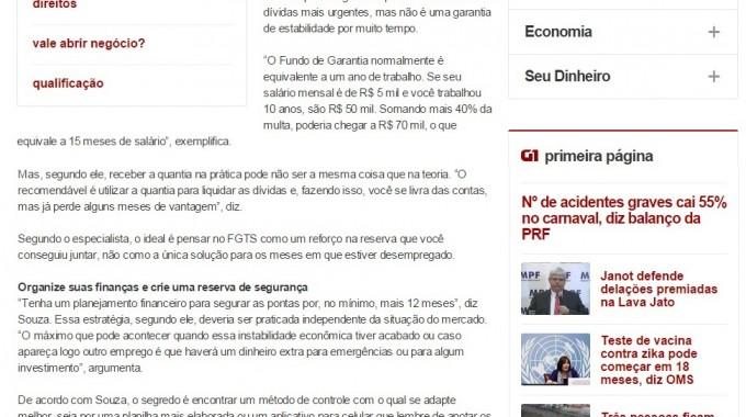 Dica Finanças Ibefgv Marcio Souza