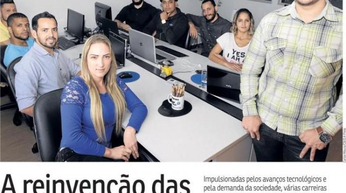 A Reinvenção Das Profissões. Com A Especialista Da IBE Conveniada FGV, Ida Fernandes.