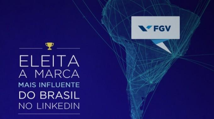 Fgv é Brasileira Mais Influente No LinkedIn