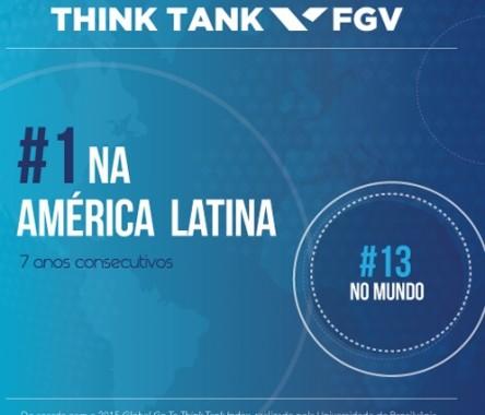 FGV é Eleita Pela 7ª Vez Think Tank Entre As Melhores Do Mundo