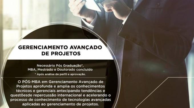 Pós-MBA FGV Em Gerenciamento Avançado De Projetos