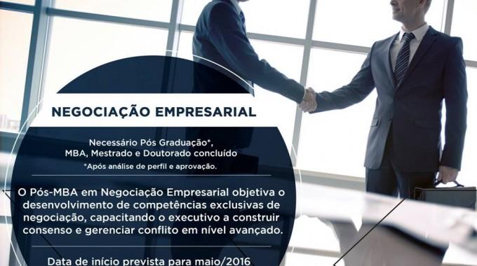 IBE Conveniada FGV Oferece últimas Vagas Para Pós-MBA Em Inteligência Empresarial