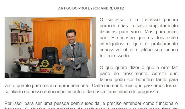 Panorama Negócios André Ortiz