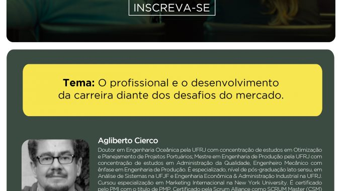 IBE Conveniada FGV Realiza Palestra Sobre Carreira Em Mogi Guaçu