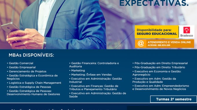 Grandes Realizações Para Grandes Expectativas: MBA FGV Internacional
