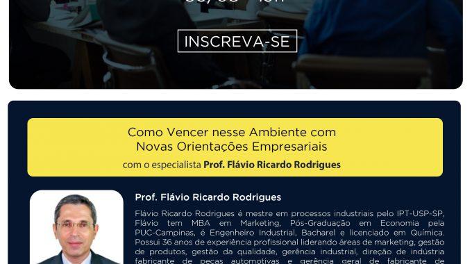 Palestra Aborda Novos Desafios Do Mercado Em Mogi Guaçu