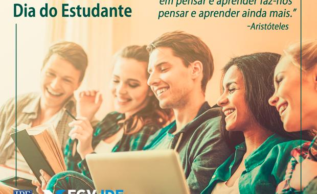 Dia Do Estudante – Homenagem IBE Conveniada FGV