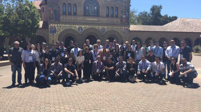 Turma IBE Em Stanford #Dia 1