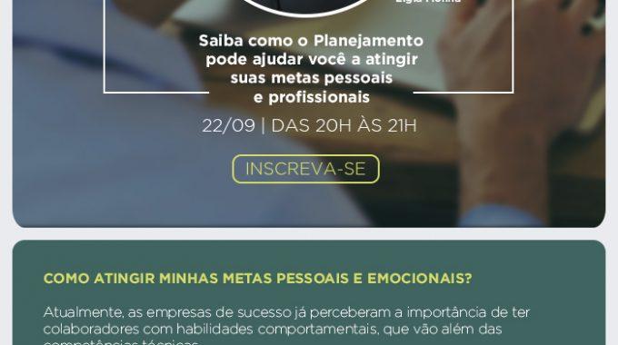 IBE Conveniada FGV E Seja Trainee Falam Sobre Planejamento Pessoal Em Novo Webinar