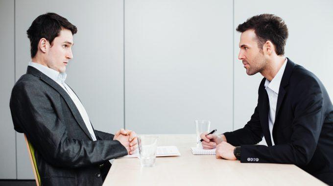5 Coisas Que Mais Irritam Os Recrutadores Na Entrevista