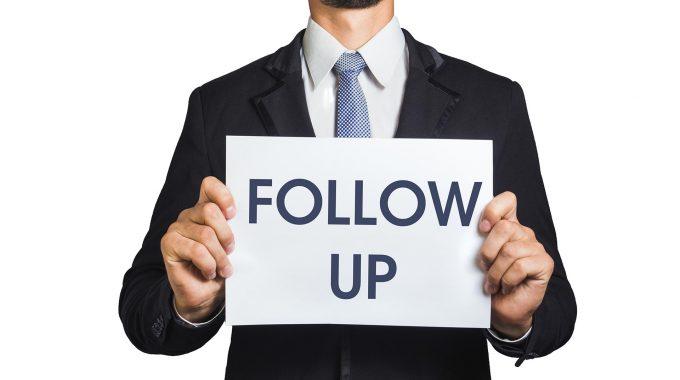 Follow-up: O Que é, Como Funciona?