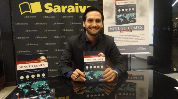 Minuto COMEX, Lançamento Por Renan Diez, Aluno IBE Conveniada FGV