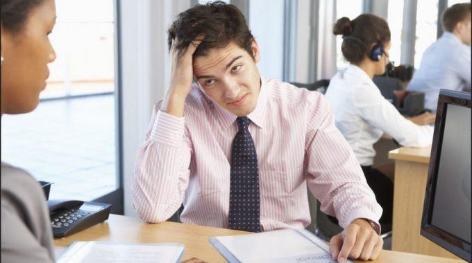 Avaliações De Desempenho Causam Angústia Entre Funcionários