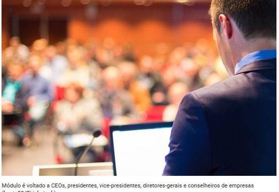 Curso Para CEOs Aproxima Vale Do Silício à Realidade Brasileira