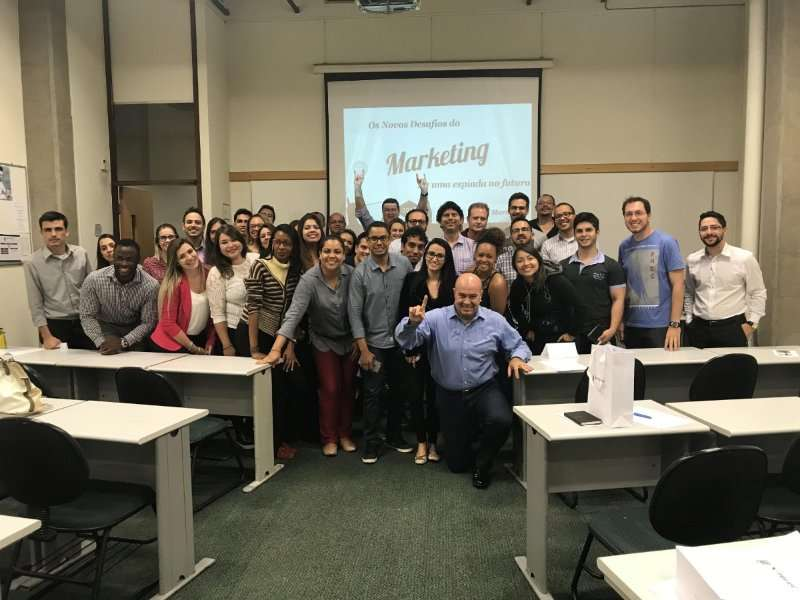 1o Encontro De Marketing