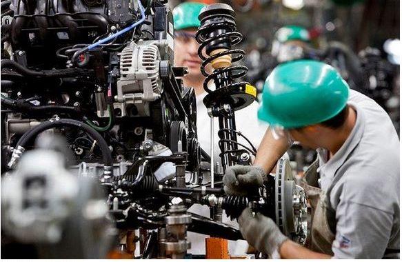 Contratação Na Indústria Volta Ao Pré-crise