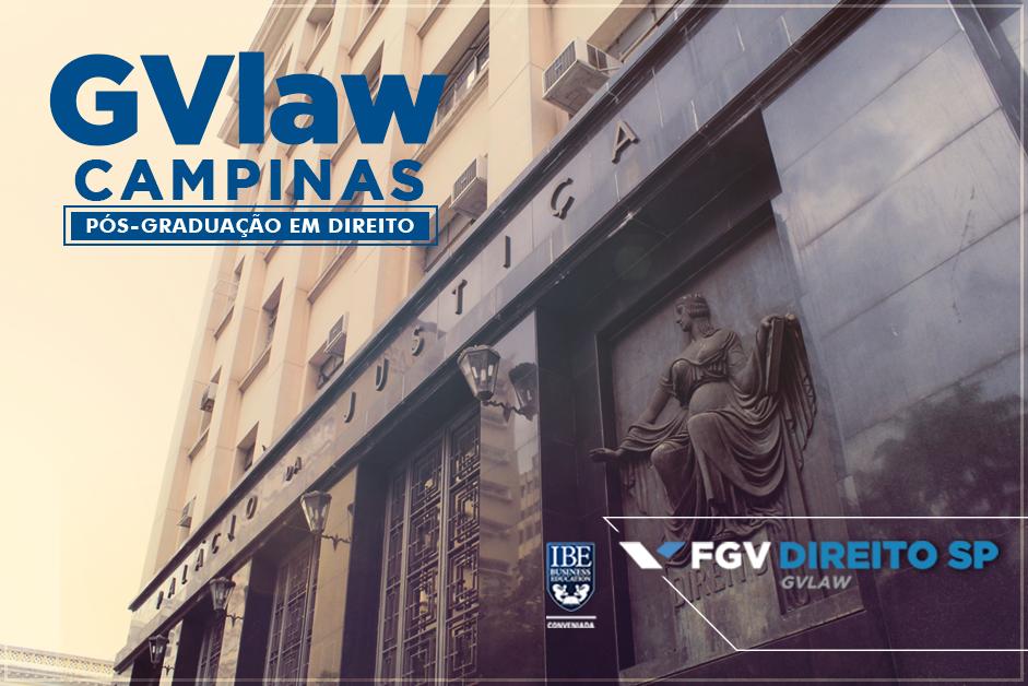 Pós-GVlaw Em Direito Do Trabalho E Direito Previdenciário
