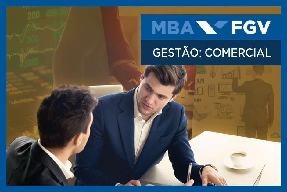 MBA EM GESTÃO: COMERCIAL