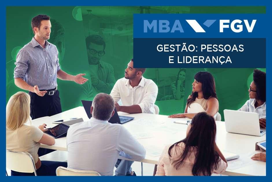MBA EM GESTÃO: PESSOAS E LIDERANÇA