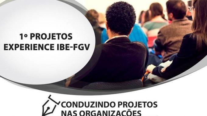 Projetos é Tema De Evento Na IBE Conveniada FGV