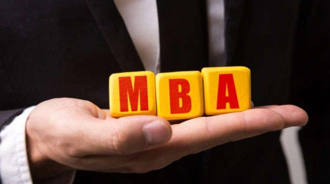 Profissionais Com MBA Têm Salários Maiores