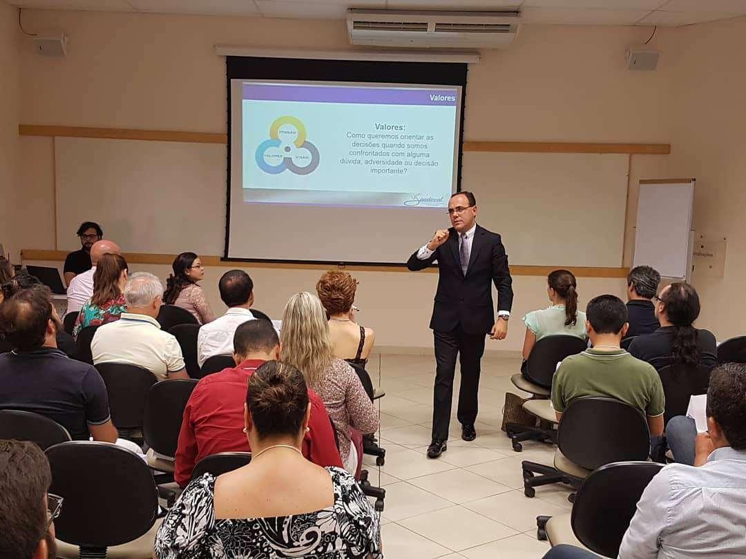 Jornada Empreendedora Da FGV Passa Por Piracicaba Com Tema #metas