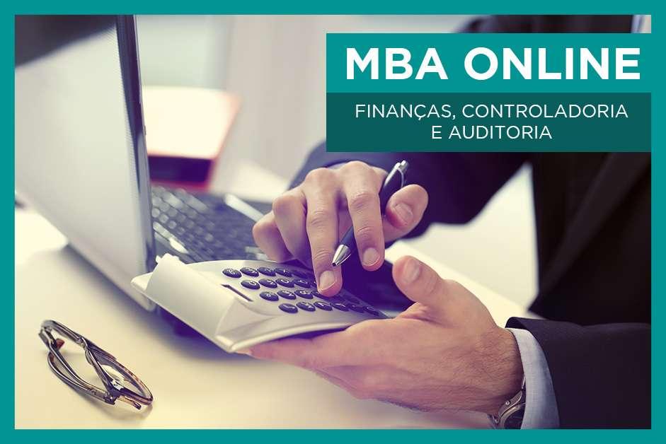 Finanças, Controladoria E Auditoria (Online)