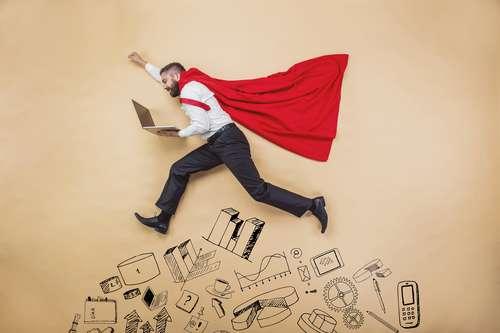 Empreendedor Super Herói